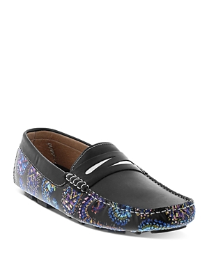 Robert Graham Loafers MEN'S BLUNDELL PENNY LOAFERS