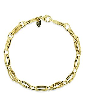 Bloomingdale's - Oval Link Chain Bracelet in 14K Yellow Gold - 100% Exclusive