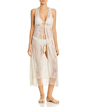 Ramy Brook - Rhona Dress Swim Cover-Up