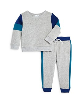Splendid - Boys' Sweatshirt & Jogger Pants Set - Baby