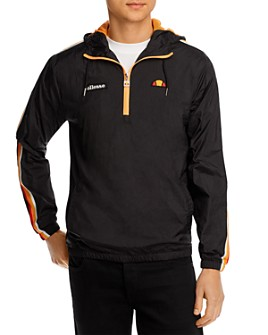 ellesse - Ome Quarter-Zip Hooded Jacket