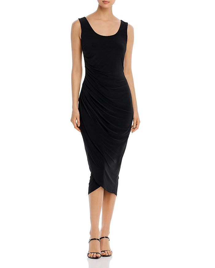 NIC and ZOE - High Twist Ruched Dress