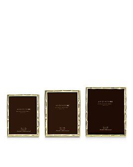 Argento SC - Bamboo 24K Gold Picture Frame