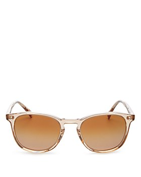 Oliver Peoples - Unisex Finley Square Sunglasses, 51mm