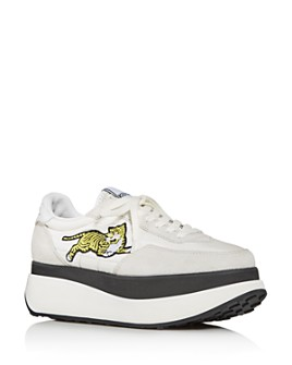 Kenzo - Women's Platform Low-Top Sneakers