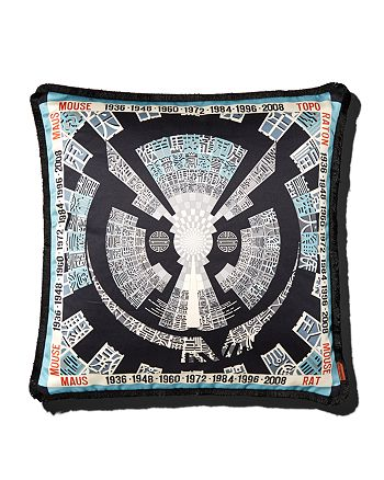 """Missoni - Topo Decorative Pillow, 16"""" x 16"""""""