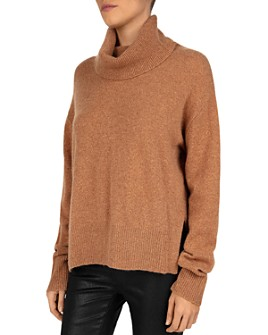 The Kooples - Cashmere Turtleneck Sweater