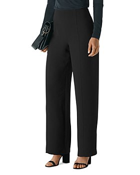 Whistles - Wide-Leg Crepe Trousers
