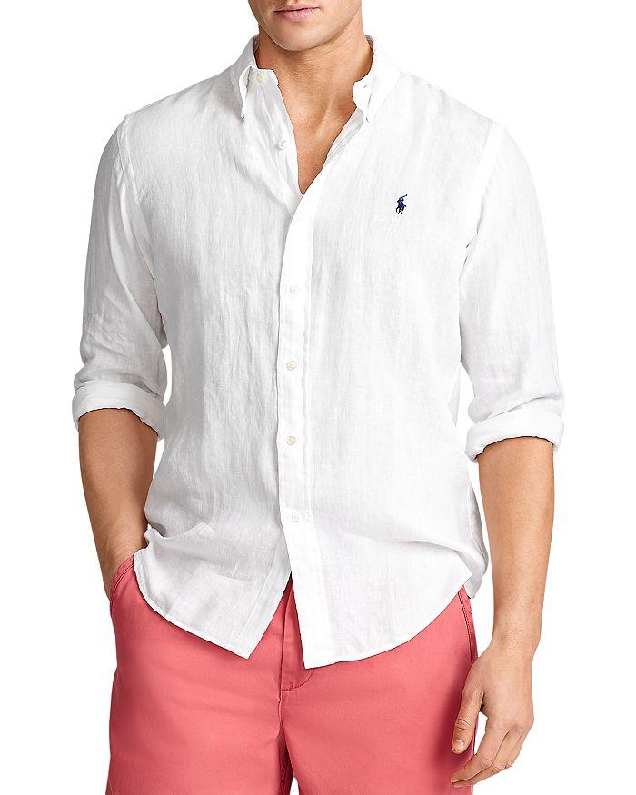 Polo Ralph Lauren - Classic Fit Linen Shirt