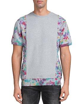 PRPS - Nixa Watercolor Short-Sleeve Sweatshirt