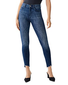 DL1961 - Farrow High-Rise Skinny Jeans in Johnston