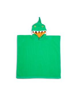 Sunnylife - Kid's Cotton Crocodile Hooded Beach Towel