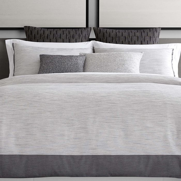 Vera Wang - Grisaille Weave Bedding Collection