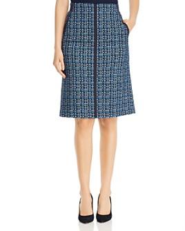 BOSS - Varius Tweed Skirt