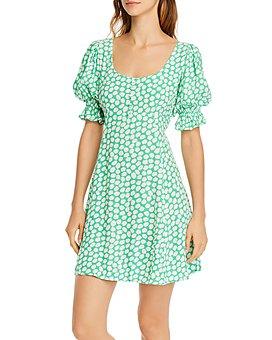 Faithfull the Brand - Labarben Floral-Print Dress