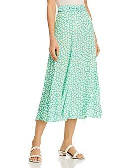 Faithfull the Brand - Val Floral-Print Midi Skirt