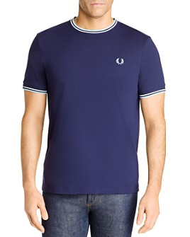 Fred Perry - Twin Tipped Short Sleeve Tee