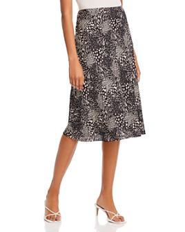 Joie - Brystal Floral Midi Skirt