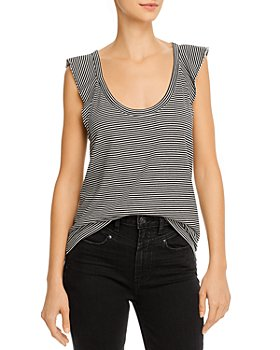 PAIGE - Jemima Striped Tank Top