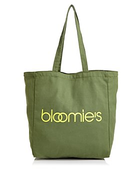Bloomingdale's - Bloomies Extra Large Canvas Tote - 100% Exclusive