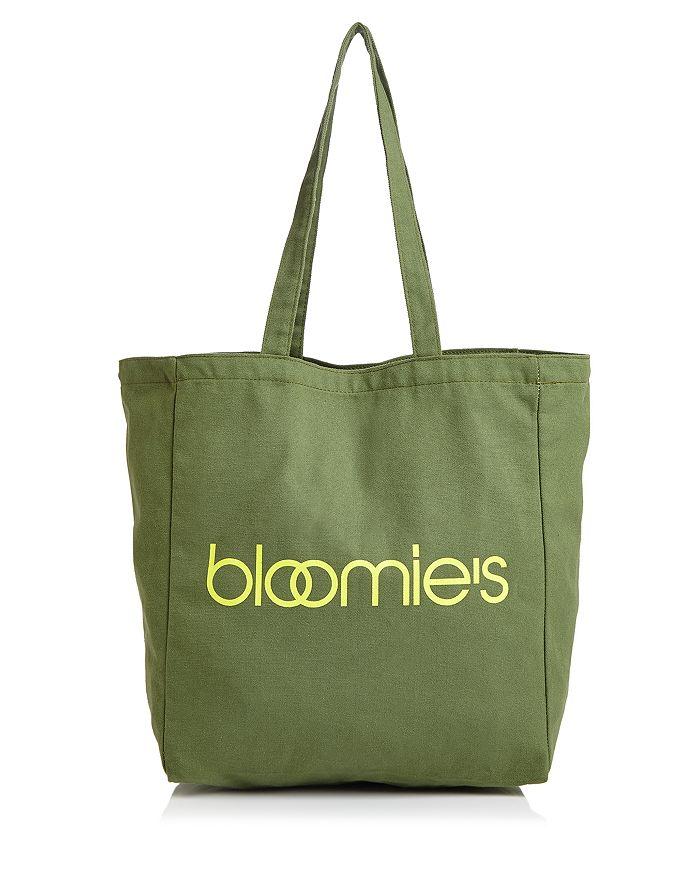Bloomingdale's - Bloomies Extra Large Canvas Tote - 100% Exclusive