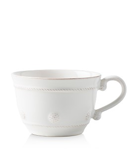 Juliska - Berry & Thread Whitewash Coffee/Tea Cup