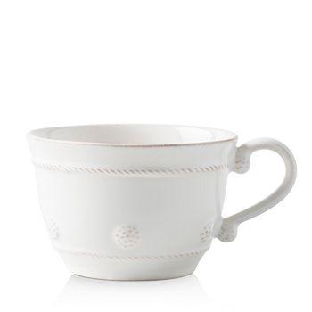 Juliska - Berry & Thread Whitewash Coffee/Tea Cup