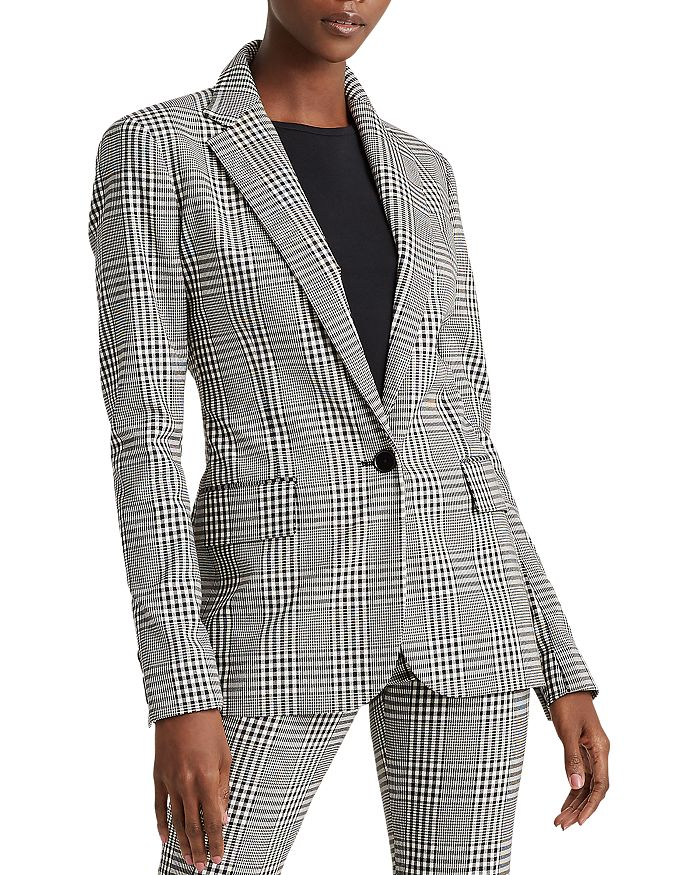 Ralph Lauren - Plaid Blazer