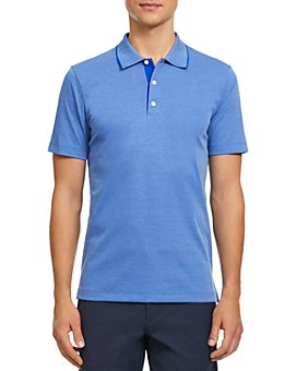 Theory - Standard Tipped Regular Fit Polo Shirt