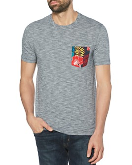 Original Penguin - Floral Pocket Tee