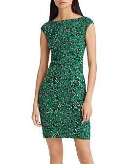 Ralph Lauren - Ruched Bodycon Dress