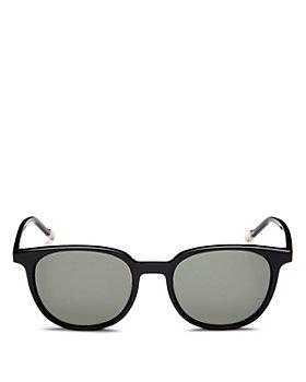 Le Specs Luxe - Unisex Nomad Round Sunglasses, 51mm