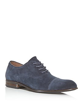 John Varvatos Star USA - Men's Seagher Suede Oxfords