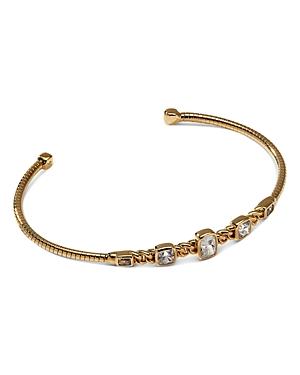Nadri Cece Cubic Zirconia Flex Cuff Bracelet-Jewelry & Accessories