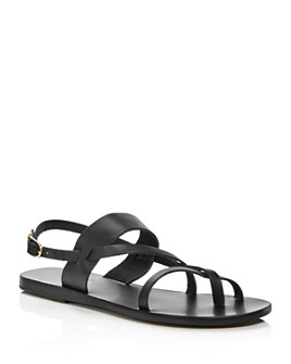 Ancient Greek Sandals - Women's Alethea Slingback Sandals
