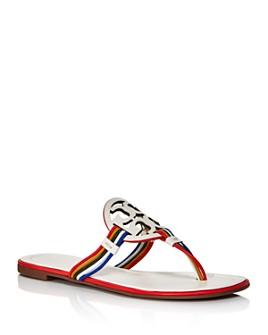Tory Burch - Women's Mignon Miller Flip-Flops