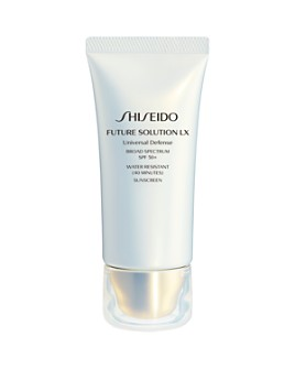 Shiseido - Future Solution LX Universal Defense Broad Spectrum SPF 50+ Sunscreen 1.7 oz.