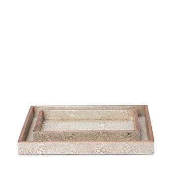Pigeon & Poodle - Manchester Nested Trays, Set of 2