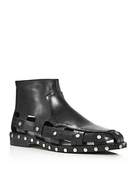 3.1 Phillip Lim - Women's Alexa Woven Studded Booties