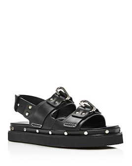 3.1 Phillip Lim - Women's Alix Studded Flatform Sandals