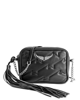 Zadig & Voltaire - Quilted Tassel Crossbody Bag