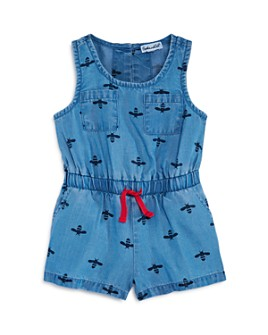 Splendid - Girls' Bee-Print Romper - Baby