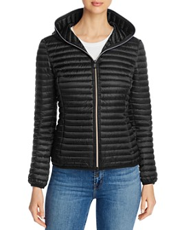 Save The Duck - Short Hooded Puffer Coat