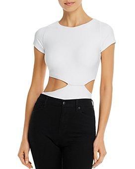 ALIX NYC - Verona Cutout Bodysuit