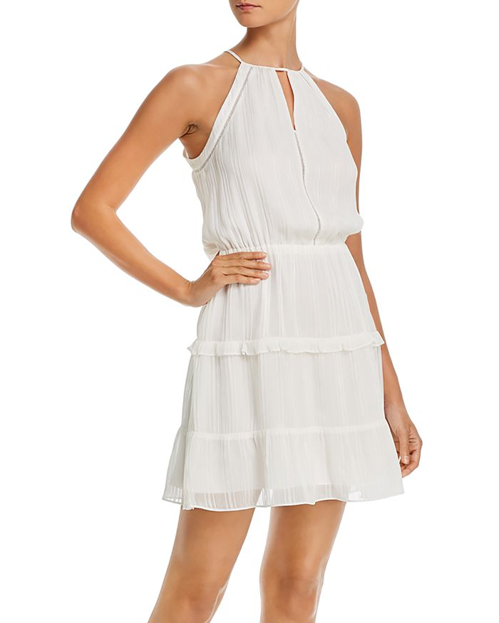 Parker - Bruna Ruffled Mini Dress