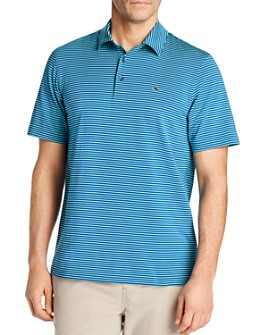 Vineyard Vines - Bradley Striped Sankaty Polo Shirt