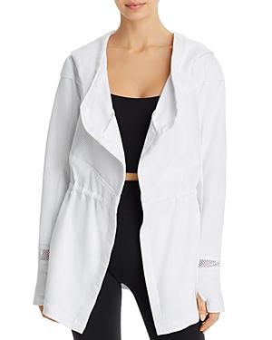 Blanc Noir Surfside Traveler Hooded Jacket