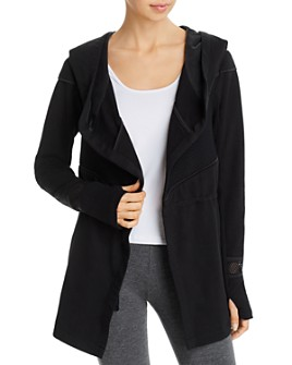 Blanc Noir - Surfside Traveler Hooded Jacket