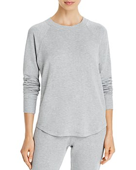 Splits59 - Warm Up Curved-Hem Sweatshirt