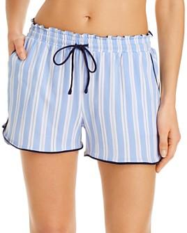 Jane & Bleecker New York - Striped Shorts